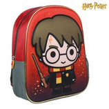 1 Harry Potter Sac à dos relief 3D - 30x25 Cod. 072782