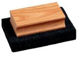 1 Tampon feutre manche mélamine 8x12x2 Cod. 049001
