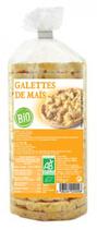 12 Galettes de maïs BIO paquet 110g