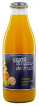 6 Pur jus douceur de fruits bouteille 1l - France
