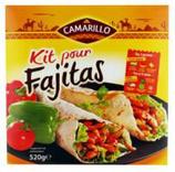 9 Kit pour fajitas paquet 505g Camarillo