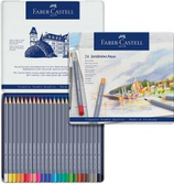 24 crayons aquarelable Goldfaber Cod. 147051