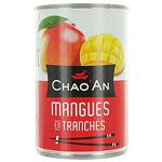 24 Mangues au sirop boîte pne 230g Chao'an