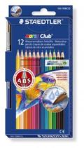 12 crayons aquarellables Noris Cod. 147023