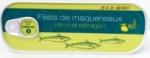 24 Filets de maquereaux citron-estragon conserve 176g