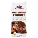 12 Cookies moelleux triple chocolat paquet 210g