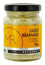 6 Sauce béarnaise bocal 90g Marcel Recorbet