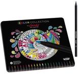 24 crayons mandala Bic-Conté Cod. 147059