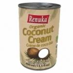 12 Crème de coco BIO boîte 400ml Renuka