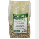6 Protéines de soja gros morceaux BIO paquet 150g