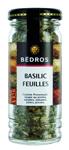 6 Basilic feuilles flacon 15g Bedros