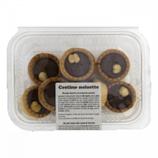 12 Biscuits cestino fourrés noisette barquette 200g