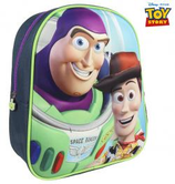 1 Toy Story Sac à dos relief 3D 31x26 Cod. 072818