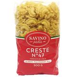 20 Pâtes Creste n°47 pqt 500g Savino Pasta