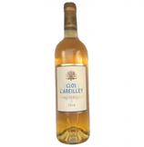 6 Vin blanc Sauternes Clos L'abeilley bouteille 75cl