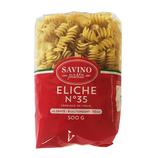 20 Pâtes Eliche n°35 pqt 500g Savino Pasta