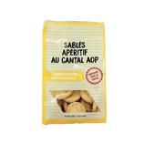 8 Sablés apéritifs au cantal AOP sachet 100g