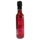 6 Vinaigre pulpe de framboise bouteille 25cl