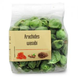 10 Arachides wasabi paquet 130g