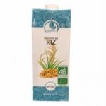 8 Boisson végétale BIO au riz  brique 1l