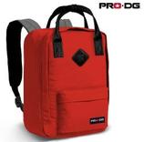 1 PRODG Sac à dos classique rouge 38x27 Cod. 072758