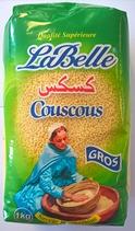 10 Couscous gros paquet 1kg Labelle