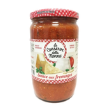 12 Sauce 4 fromages bocal 680g Conserve Della Nonna