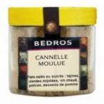 14 Cannelle poudre pot 65g Bedros