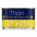 24 Thon entier huile de tournesol conserve 260g