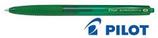 12 Stylos Pilot Super Grip Vert Cod. 041068