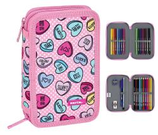 1 Sweet Heart Pink Plumier double 20x13 Cod. 222469
