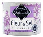 12 Fleur de sel de Guérande boîte 125g