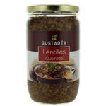 6 Lentilles cuisinées bocal pne 480g Gustadéa