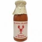 6 Bisque de Homard bouteille 490g