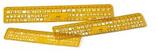 1 Sac avec 3 modèles lettres et chiffres Cod. 215001
