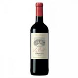 6 Vin rouge Bordeaux Château le Bedat AOC btl 75cl - France