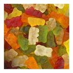 8 Bonbons Gros Oursons Lisses 1kg Trolli
