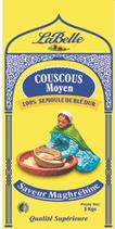 1 Couscous moyen sac 5kg Labelle