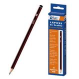 12 crayons graphite HB hexagonal Cod. 148975