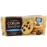 12 Cookies moelleux pépites de chocolat pqt 182gr