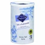 6 Sel de Guérande gros sel gris boîte 800g