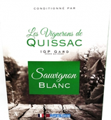 4 Vin Blanc Sauvignon Box 3 Litres