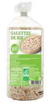 12 Galettes de riz BIO paquet 100g