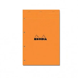 1 BLOC ORANGE RHODIA A4 160 PAGES 80G SEYÈS