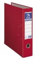 1 Classeur feuille dos 7 cm rouge Cod. 015009