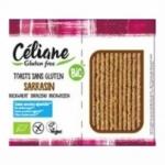 10 Toasts sarrasin BIO Sans Gluten paquet 100g