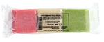 24 Pâte d'amande tricolore 33% paquet 250g