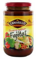 12 Sauce à cuisiner fajitas  bocal 430g Camarillo