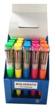 20 Stylos automatique de 10 couleurs Cod. 041992