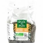 10 Graines de chia BIO paquet 250g Grain de Frais